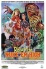 Poster for Return to Nuke 'Em High Volume 1