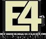 E4 Entertainments logo