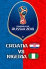 Croatia vs Nigeria - FIFA World Cup 2018