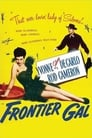 Poster for Frontier Gal