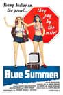 Poster for Blue Summer