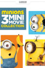 Minions: 3 Mini-Movie Collection Poster