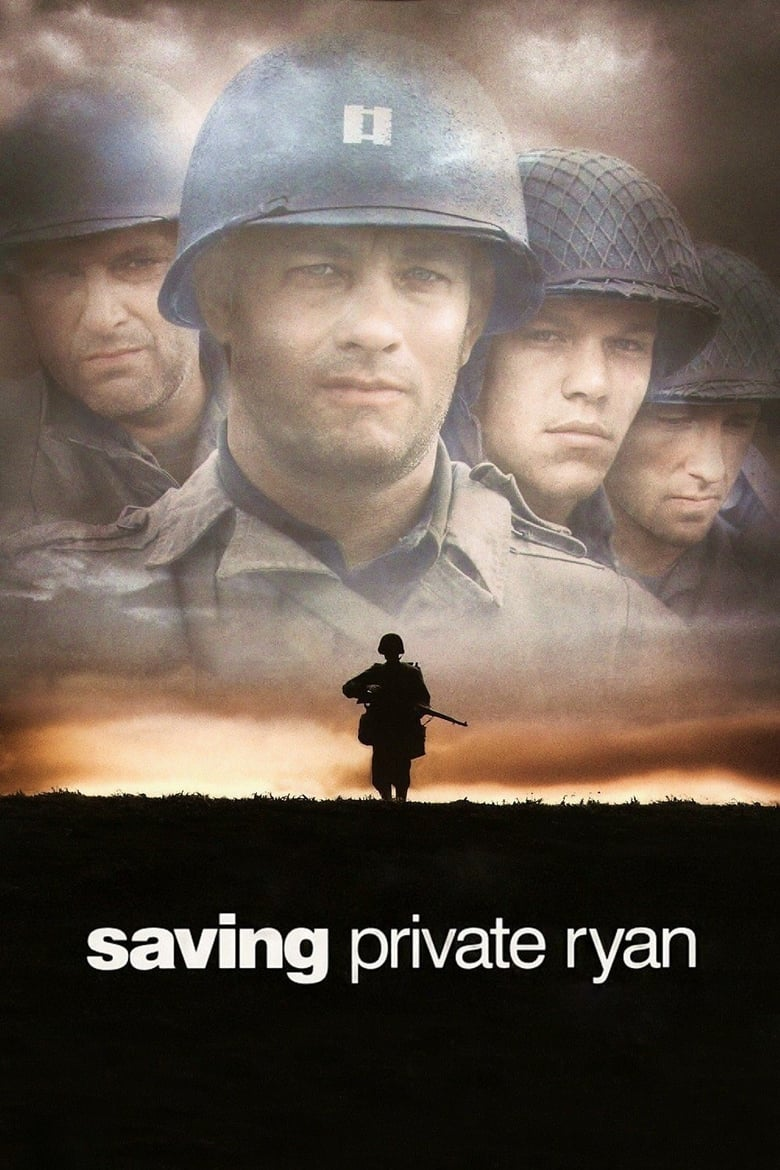 Theatrical poster for Saving Private Ryan