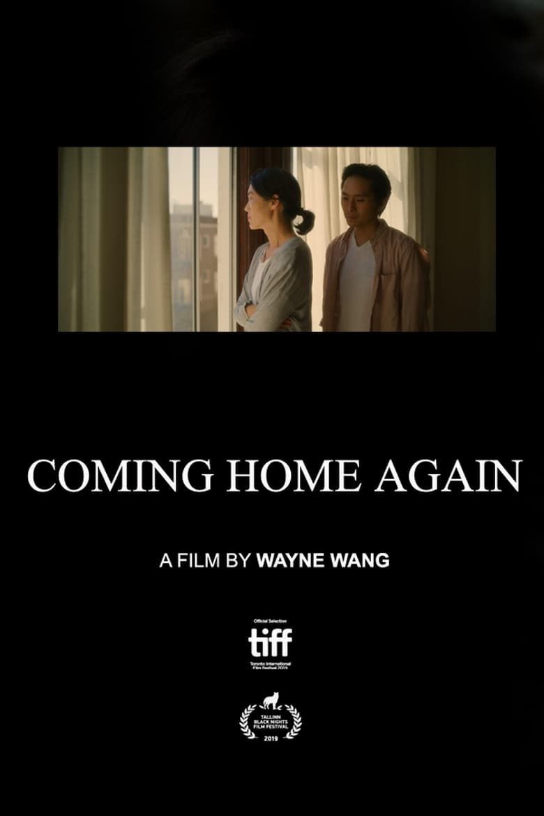 Theatrical poster for Coming Home Again