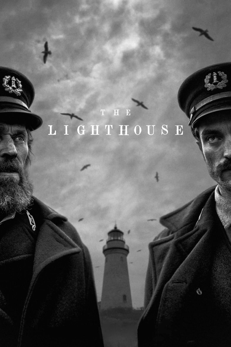 Theatrical poster for The Lighthouse