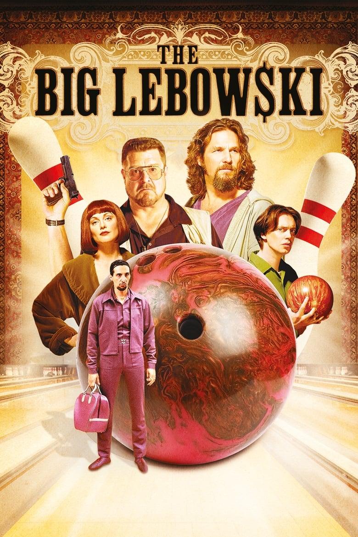 Theatrical poster for The Big LeBYRDski Fest