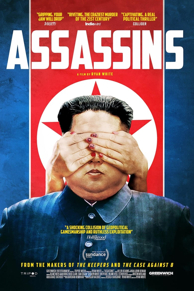 Theatrical poster for Assassins