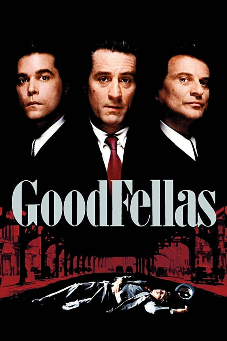 Theatrical poster for Goodfellas