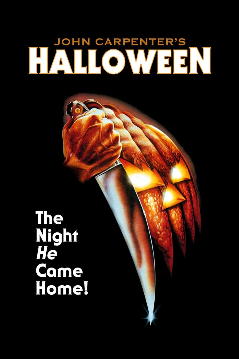Theatrical poster for Halloween