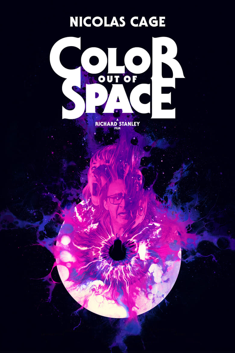 Of color space out