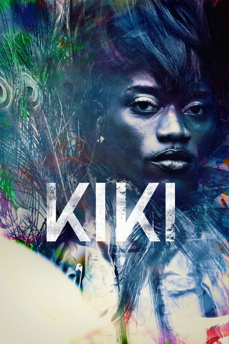 Theatrical poster for Kiki