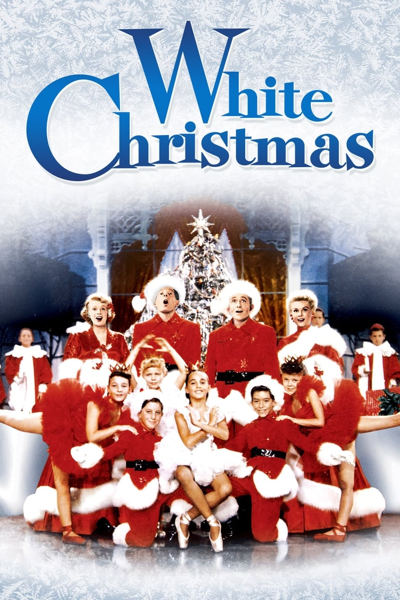 Theatrical poster for SOLD OUT: White Christmas – Holidays at the Byrd