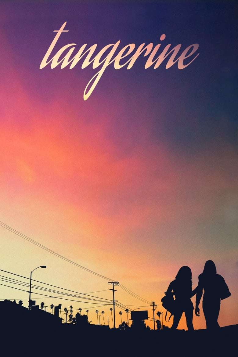 Theatrical poster for Tangerine