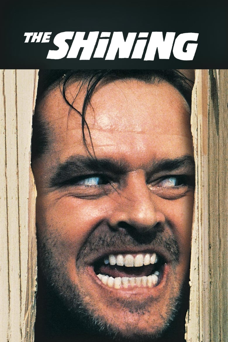 Theatrical poster for The Shining