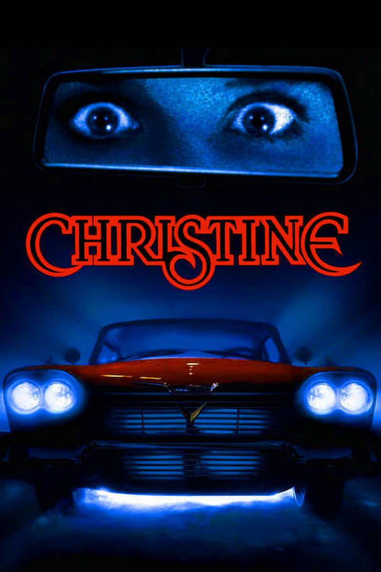 Theatrical poster for Christine (1983)