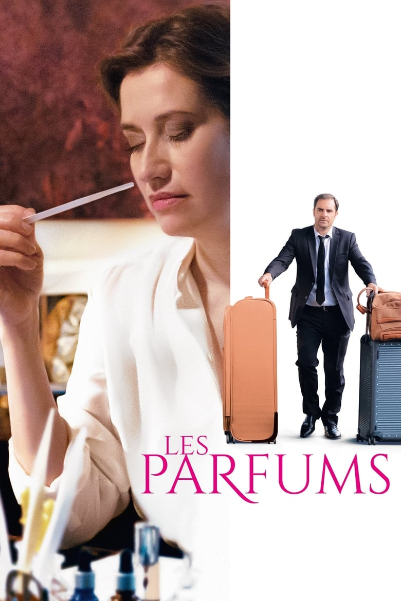 Theatrical poster for Perfumes
