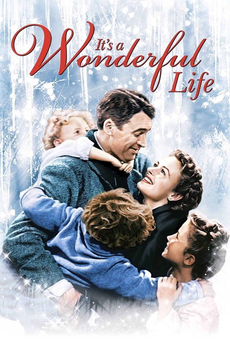 Theatrical poster for It's a Wonderful Life: Holidays at the Byrd
