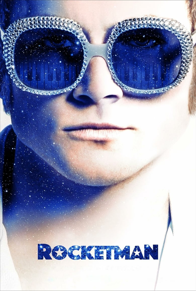 Theatrical poster for Rocketman