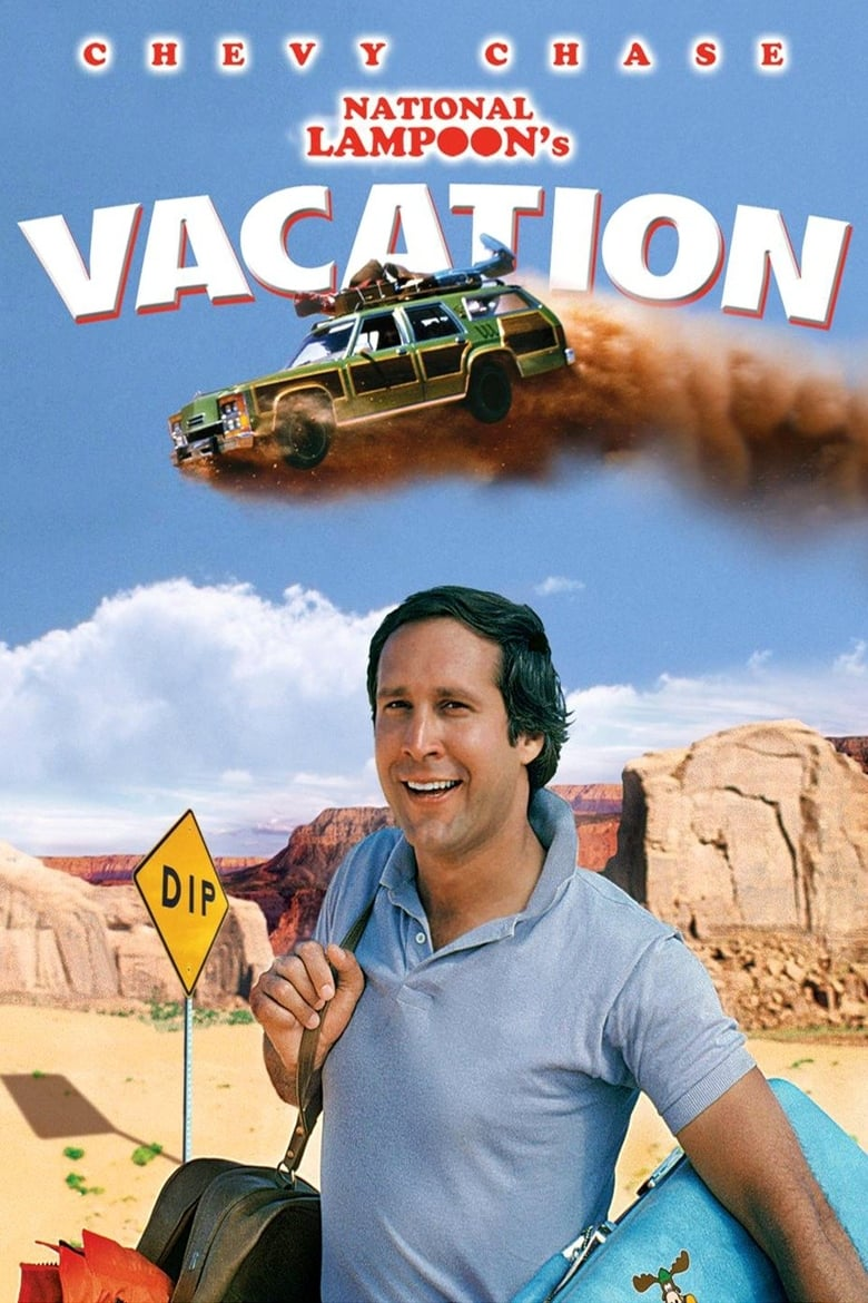 Theatrical poster for National Lampoon's Vacation