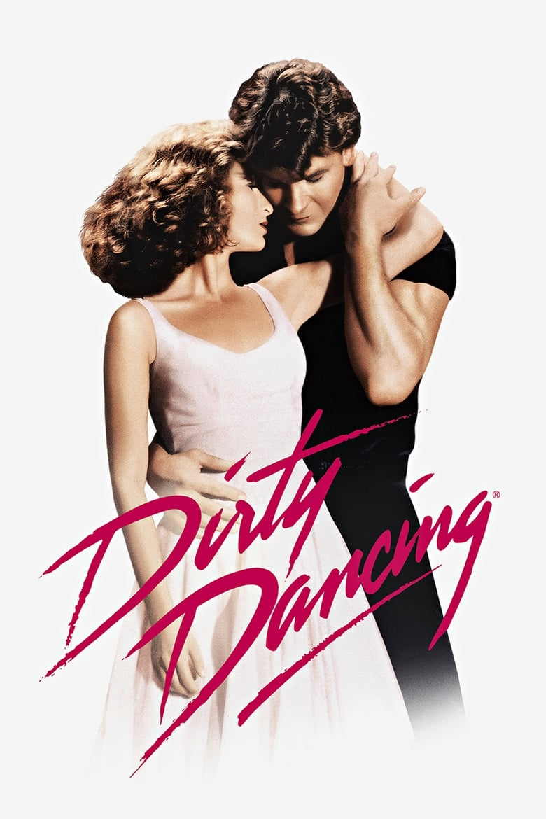 Theatrical poster for Dirty Dancing