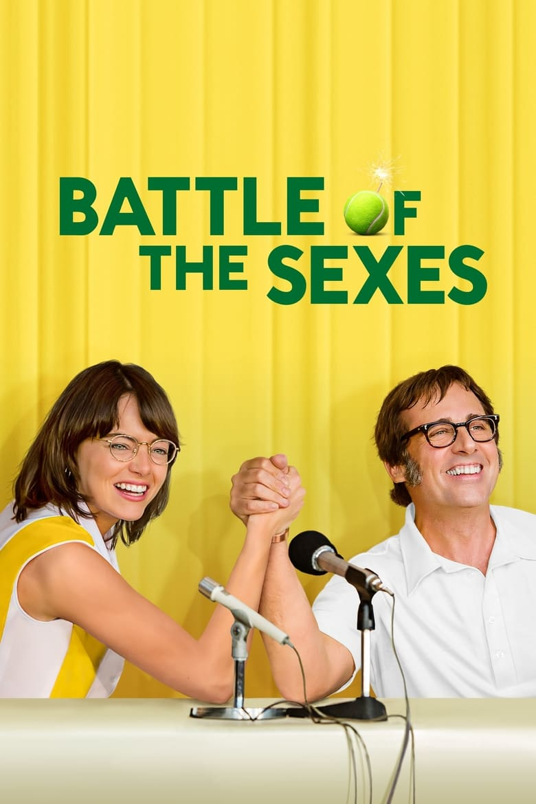 Theatrical poster for Battle of the Sexes: Title IX Anniversary