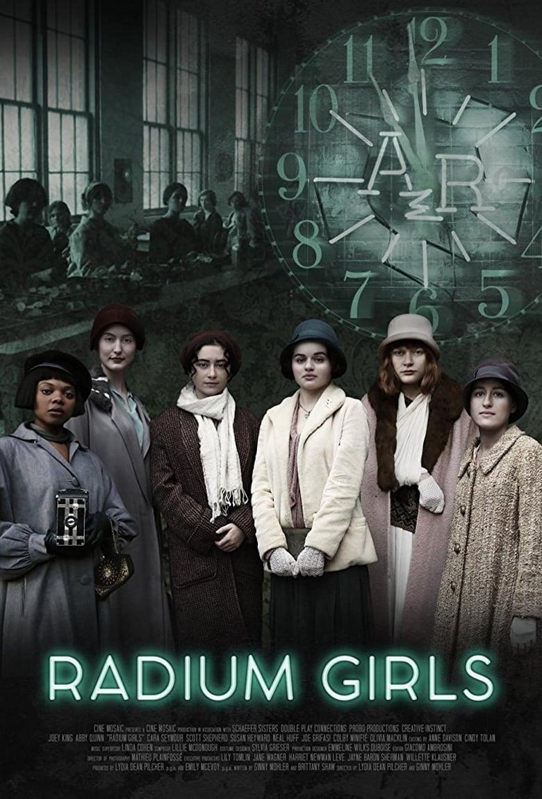 Theatrical poster for Radium Girls