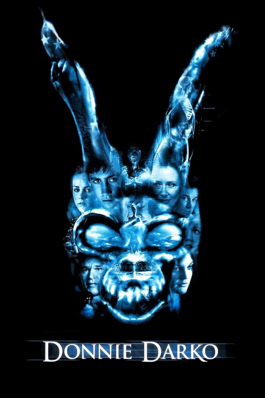 Theatrical poster for Donnie Darko