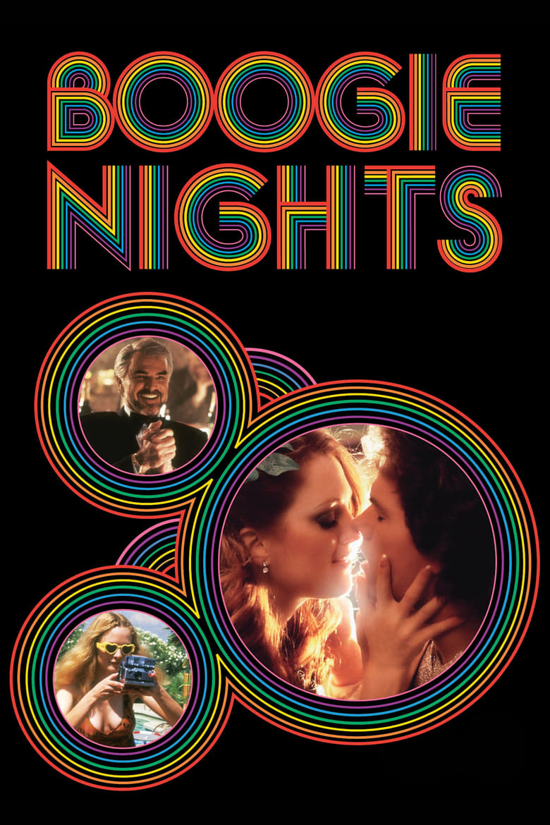 Theatrical poster for Boogie Nights
