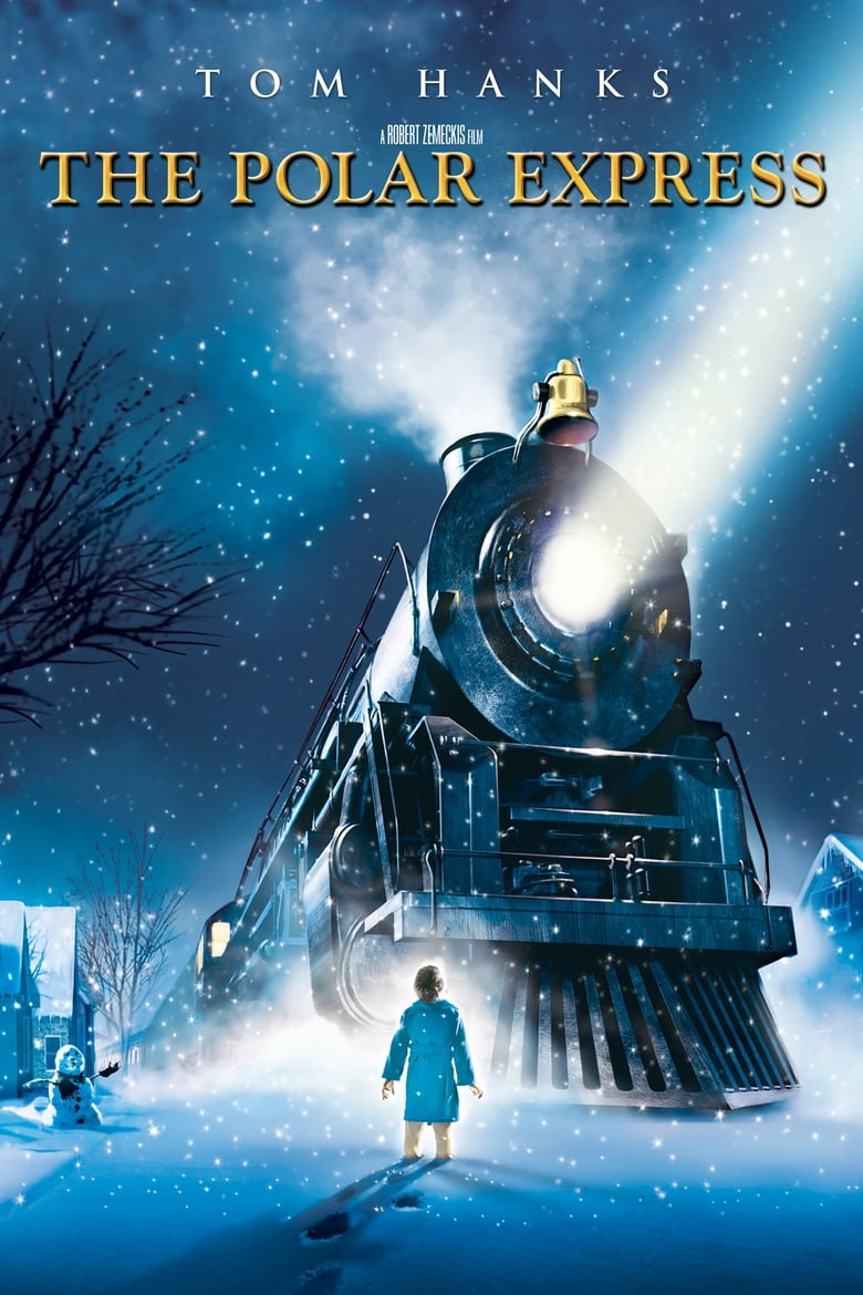 Theatrical poster for Sold out: Polar Express: Holidays at the Byrd