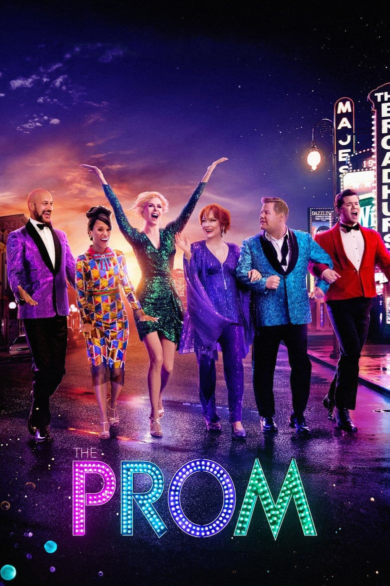 Theatrical poster for The Prom