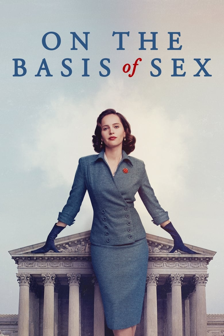 Theatrical poster for On the Basis of Sex