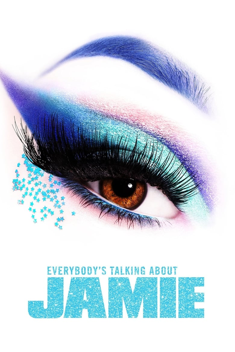 Theatrical poster for Everybody's Talking About Jamie