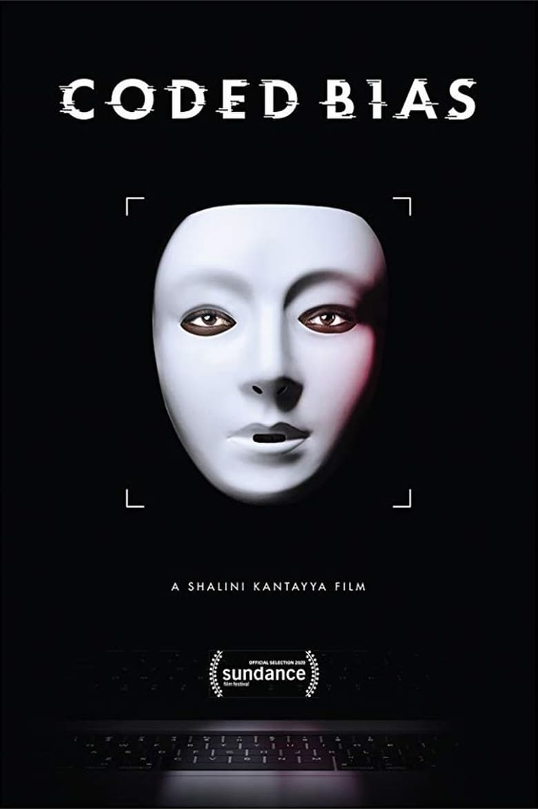 Theatrical poster for Coded Bias