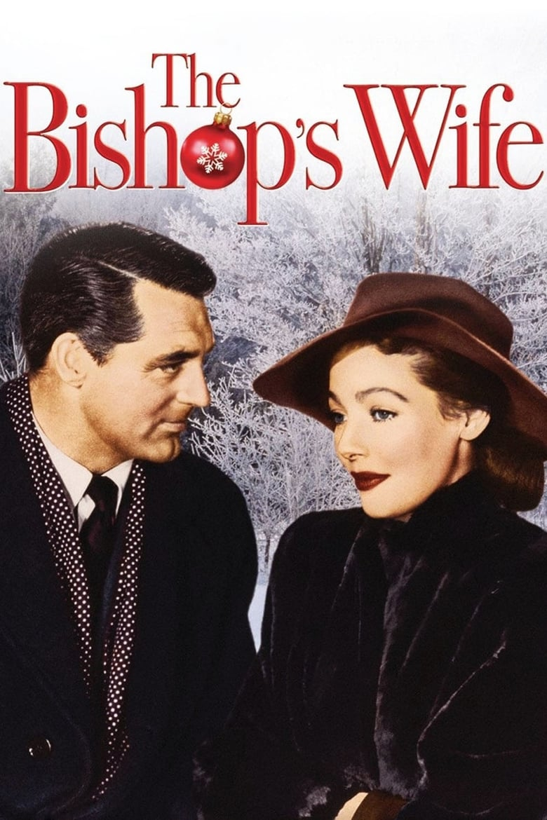 Theatrical poster for The Bishop's Wife