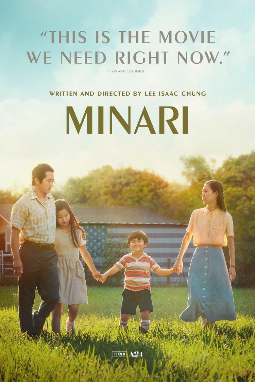 Theatrical poster for Minari