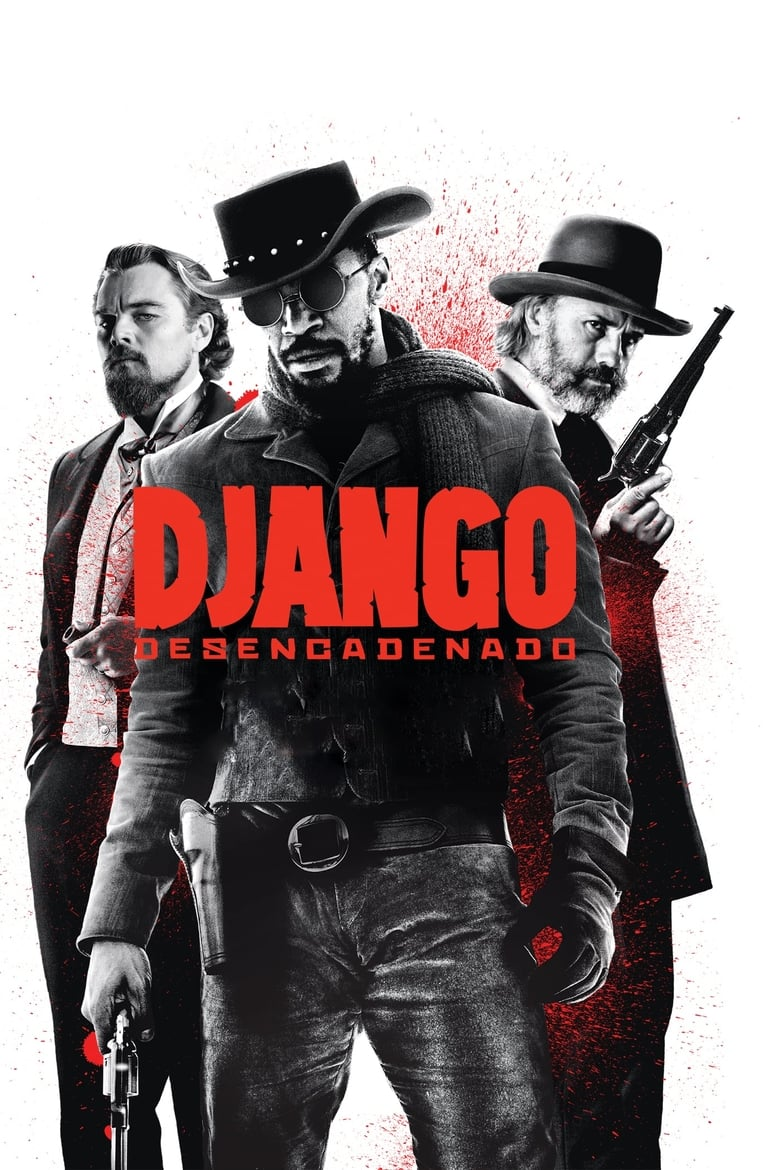 Theatrical poster for Django Unchained
