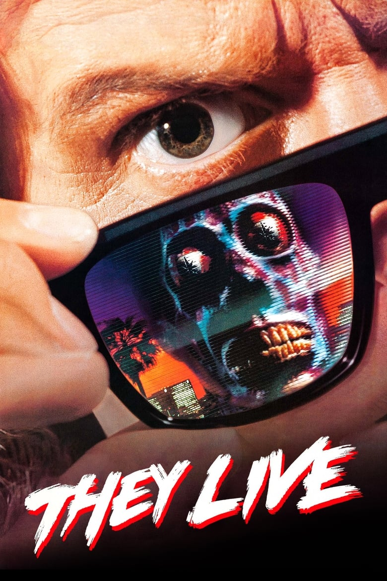 Theatrical poster for They Live
