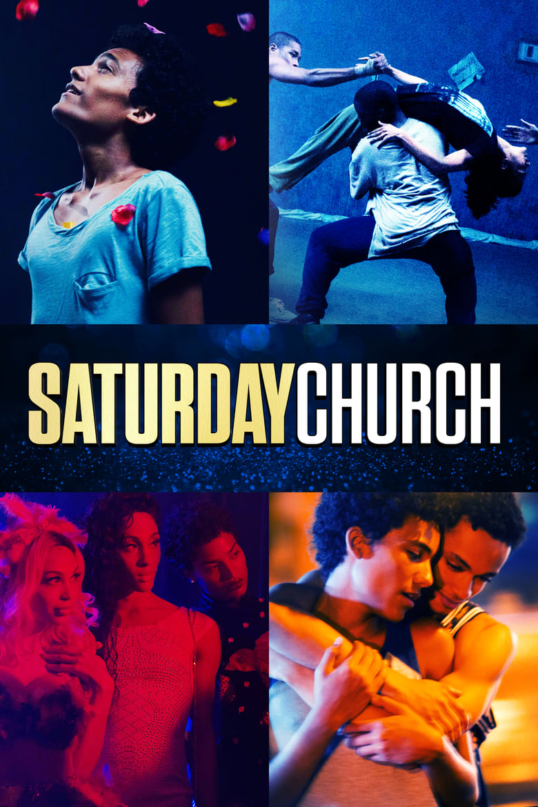 Theatrical poster for Saturday Church