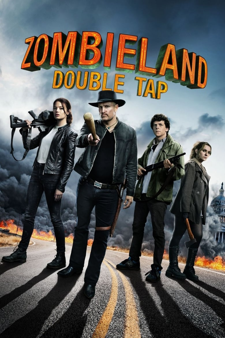 Theatrical poster for Zombieland