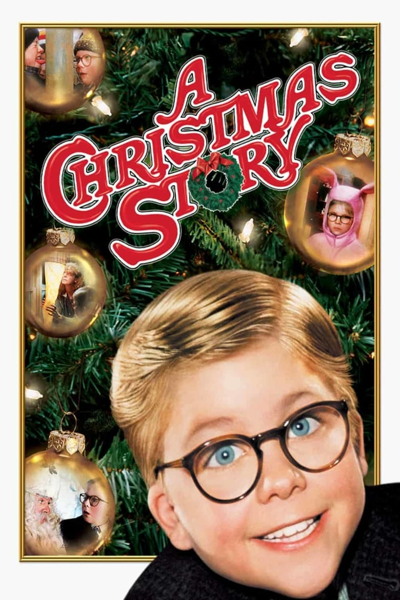 Theatrical poster for A Christmas Story: Holidays at the Byrd