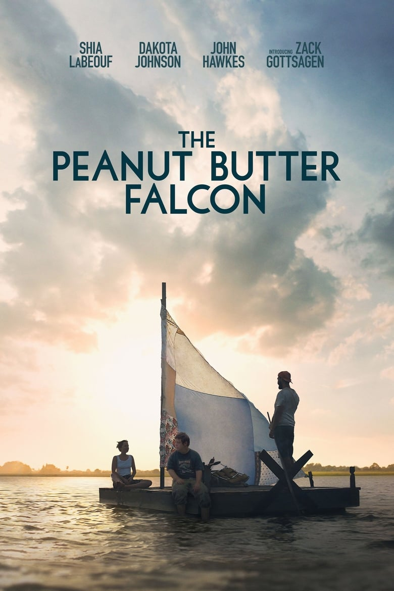 Theatrical poster for The Peanut Butter Falcon