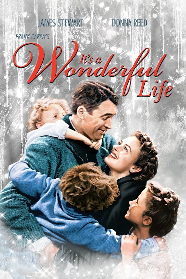 Theatrical poster for Sold out: It's a Wonderful Life: Holidays at the Byrd