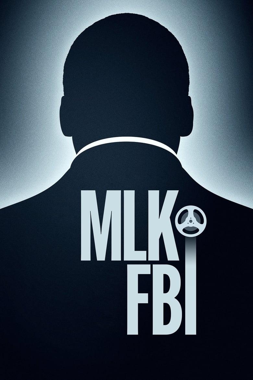 Theatrical poster for MLK/FBI