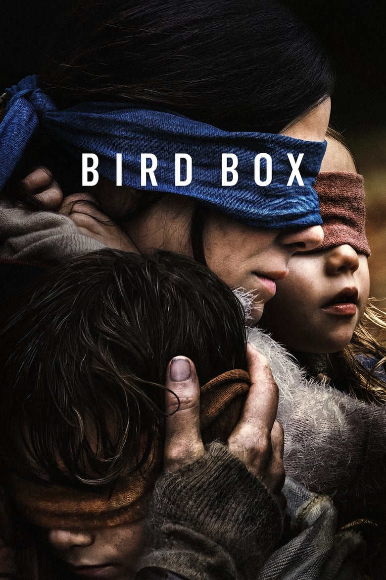 Theatrical poster for An Evening with Josh Malerman & Bird Box