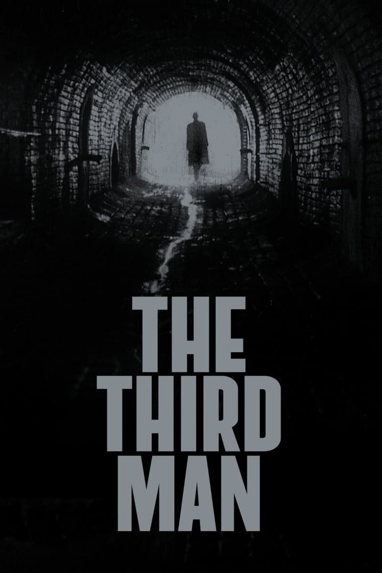 Theatrical poster for The Third Man