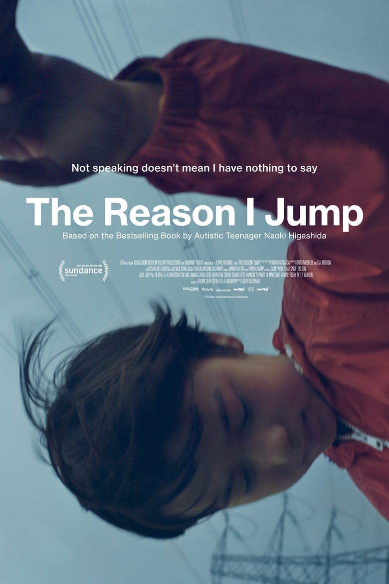 Theatrical poster for The Reason I Jump