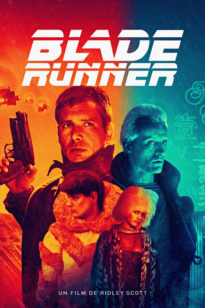 Theatrical poster for Blade Runner: The Final Cut