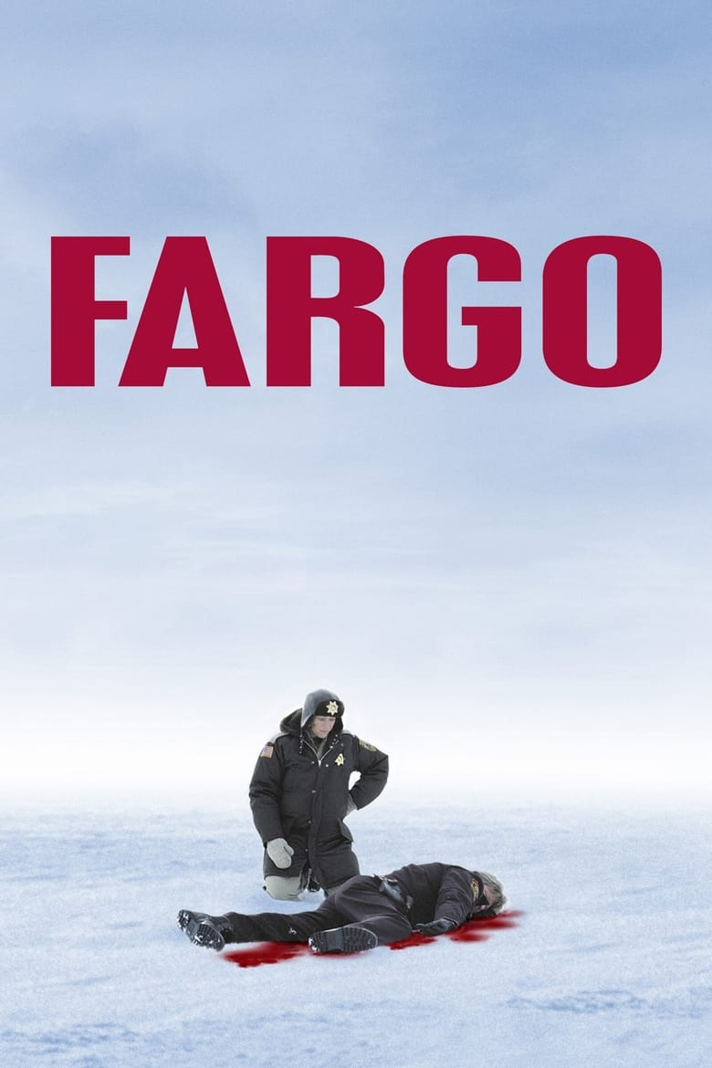 Theatrical poster for Fargo