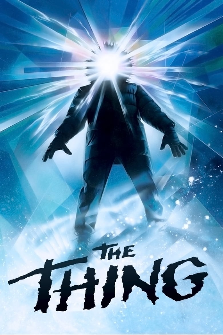 Theatrical poster for The Thing