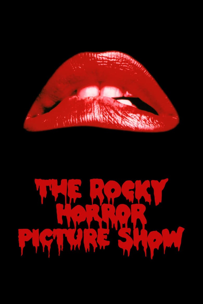 Theatrical poster for Byrd Theatre @ Hardywood Brewery: Rocky Horror Picture Show